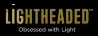 Lighthead lighting logo